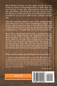 Picture of Chet: Whispers From the Past, back cover