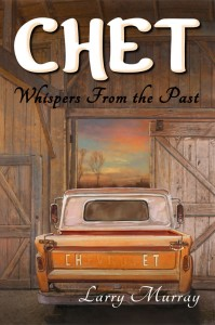 Picture of Chet: Whispers From the Past, front cover